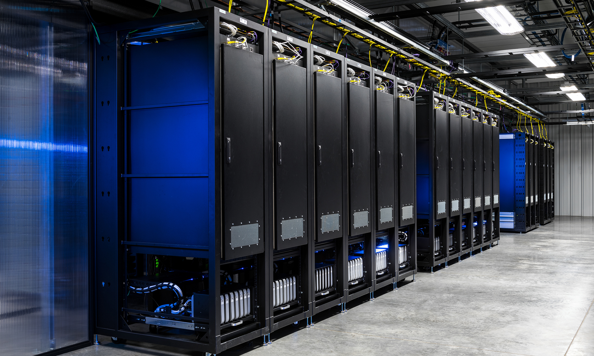 The Mobile Device Lab At The Prineville Data Center