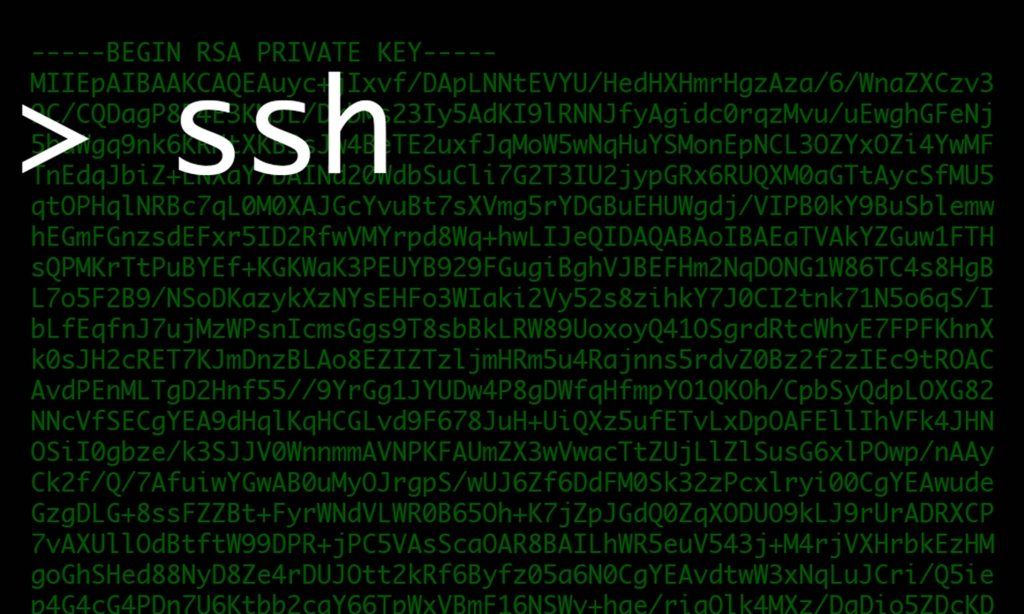 Scalable and secure access with SSH - Facebook Code