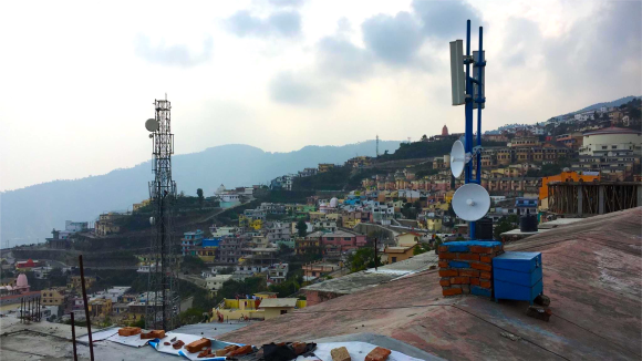 Express Wi-Fi Towers, part of our Express Wi-Fi Certified partner ecosystem program
