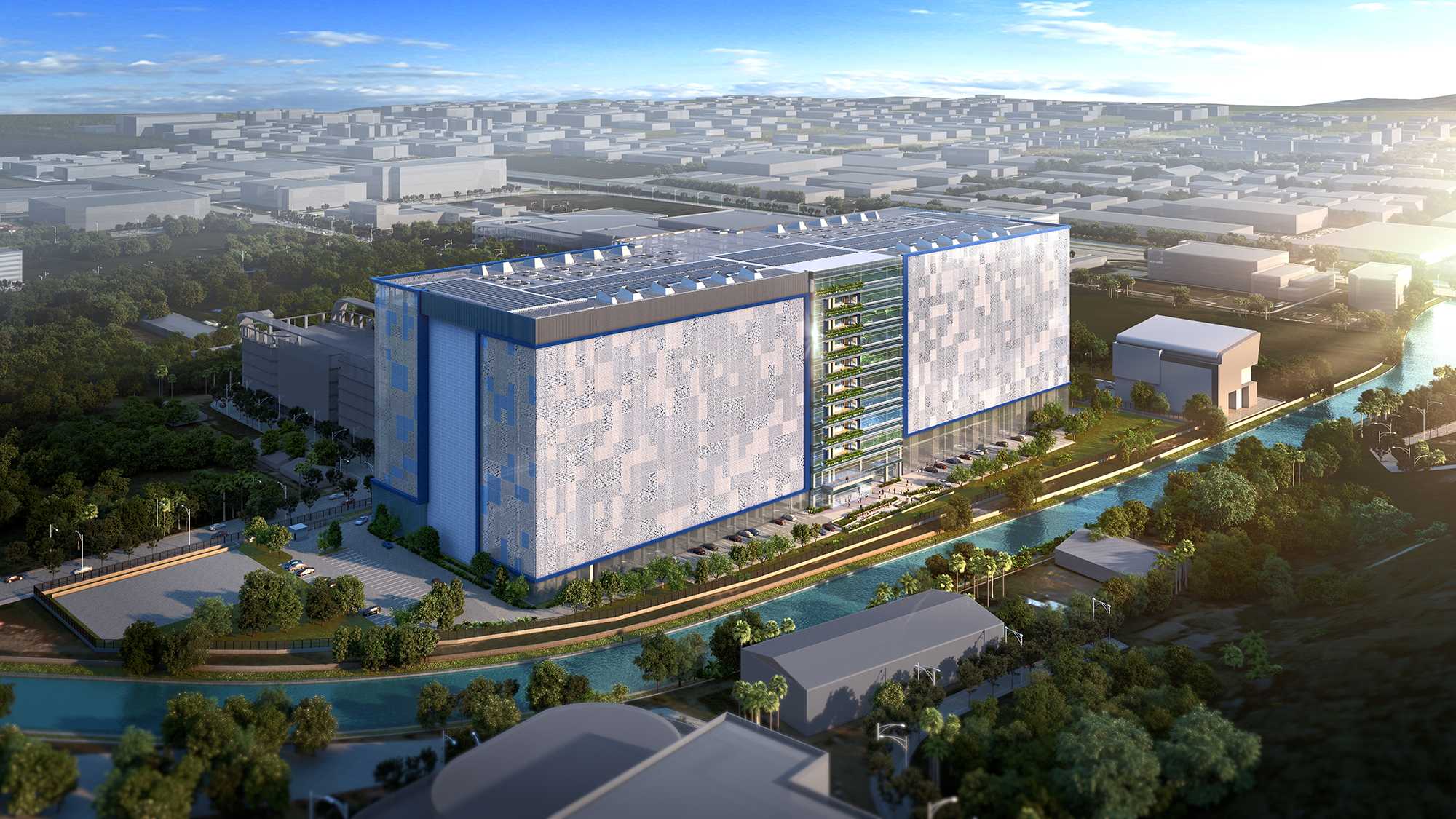 Rethinking data center design for Singapore - Facebook Code